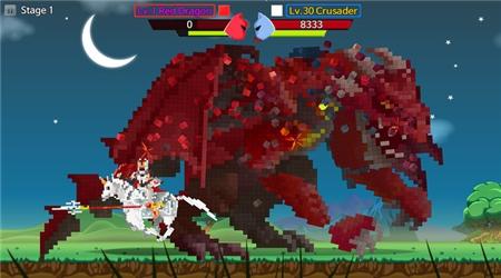 方块怪物游戏截图2