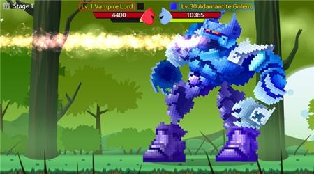 方块怪物游戏截图3