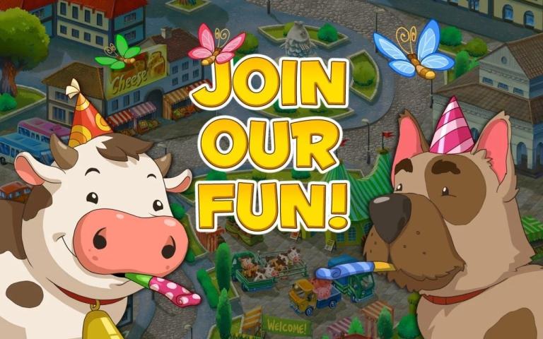 快乐农场生活游戏截图2