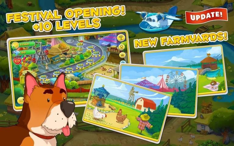 快乐农场生活游戏截图1