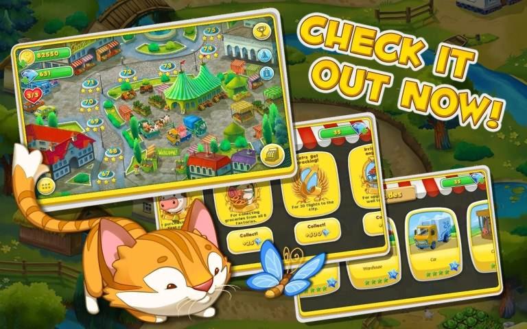 快乐农场生活游戏截图3