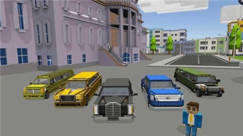白宫司机游戏截图1