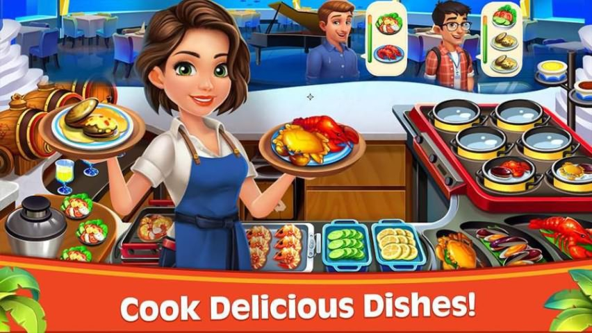 餐车料理游戏截图1