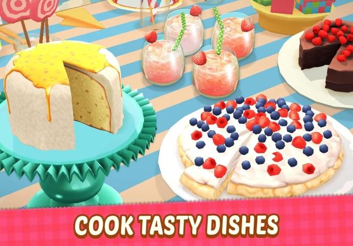 萨拉的烹饪聚会游戏截图1