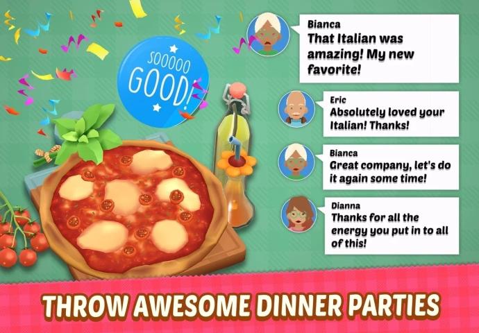 萨拉的烹饪聚会游戏截图3