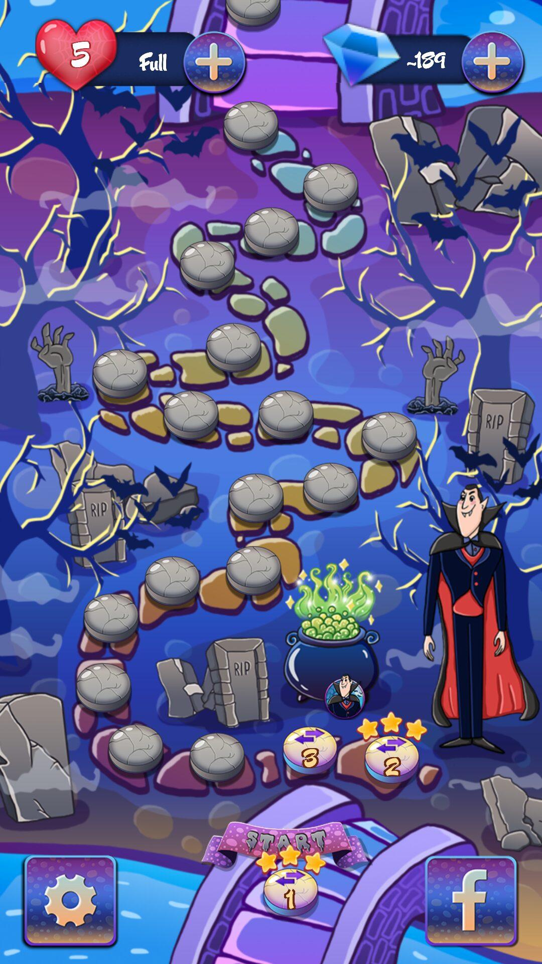 匹配3精灵旅馆游戏截图2