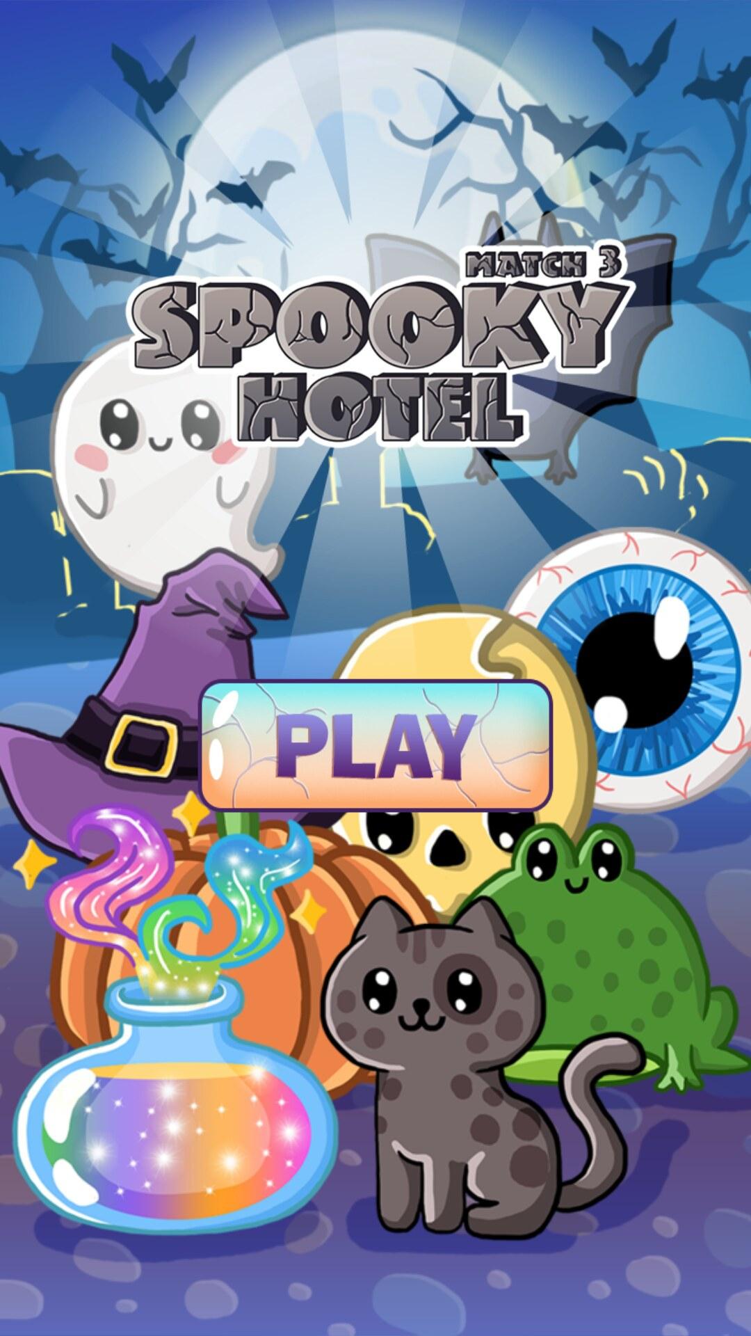 匹配3精灵旅馆游戏截图3