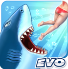 饥饿的鲨鱼:进化
