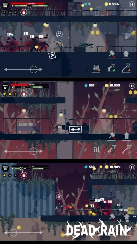 死亡雨:新僵尸病毒游戏截图2