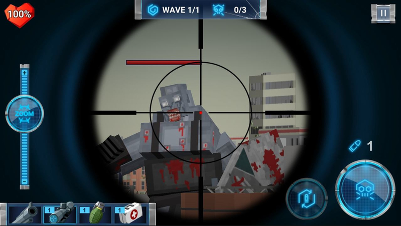 行尸:死亡之城游戏截图3