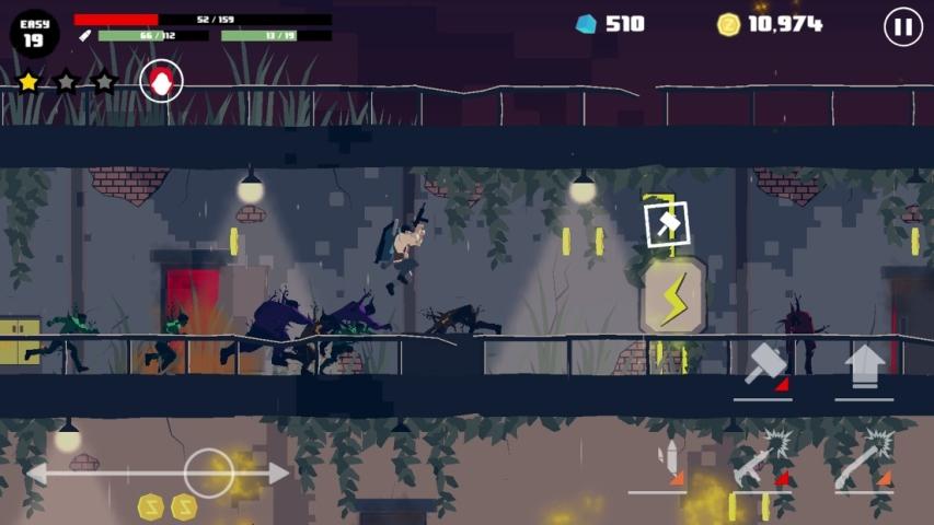 死亡雨:新僵尸病毒游戏截图3