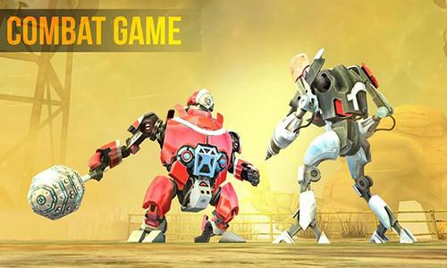 机器人冲突游戏截图1