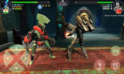 机器人冲突游戏截图2