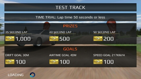 拉力赛车:极限竞速游戏截图3