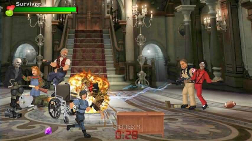 重生:僵尸生存游戏截图3