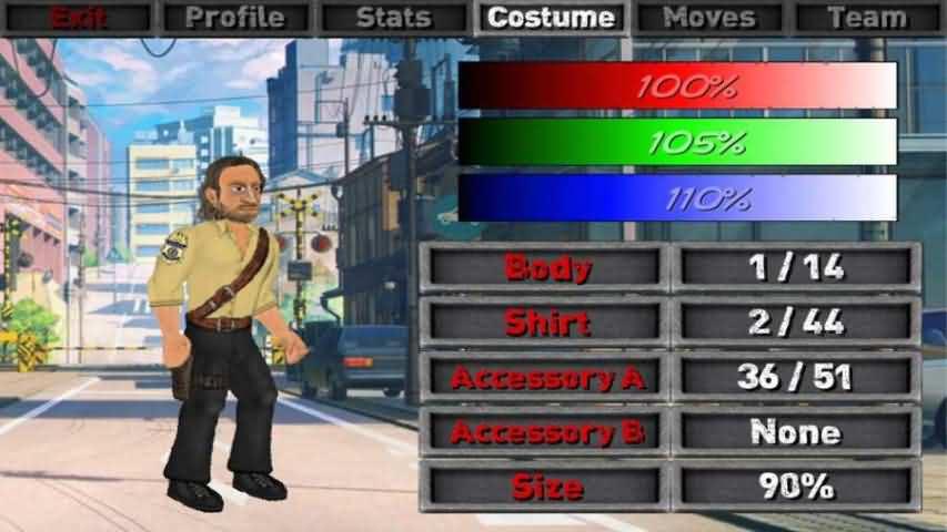 重生:僵尸生存游戏截图1