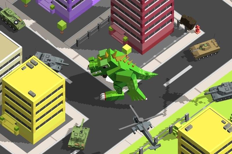 粉碎城市游戏截图3