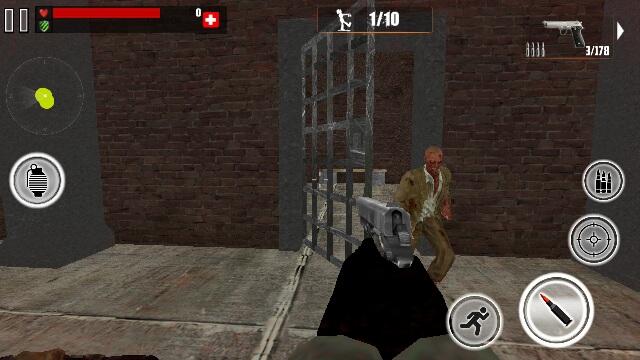 精英僵尸射手狙击行动游戏截图2
