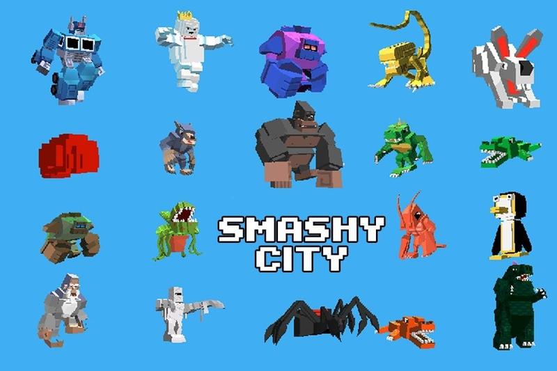 粉碎城市游戏截图1