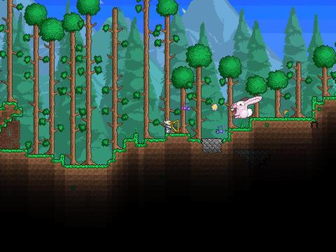泰拉瑞亚游戏截图3