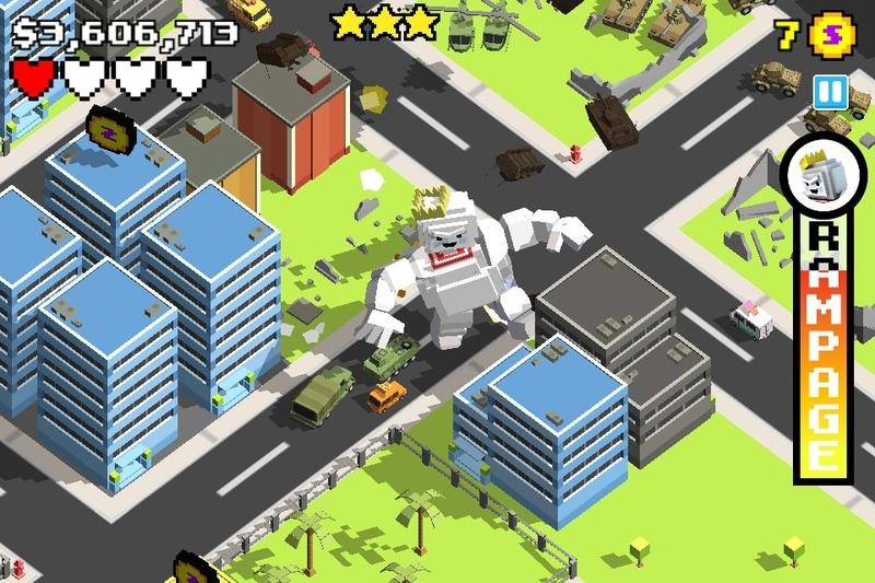 粉碎城市游戏截图2