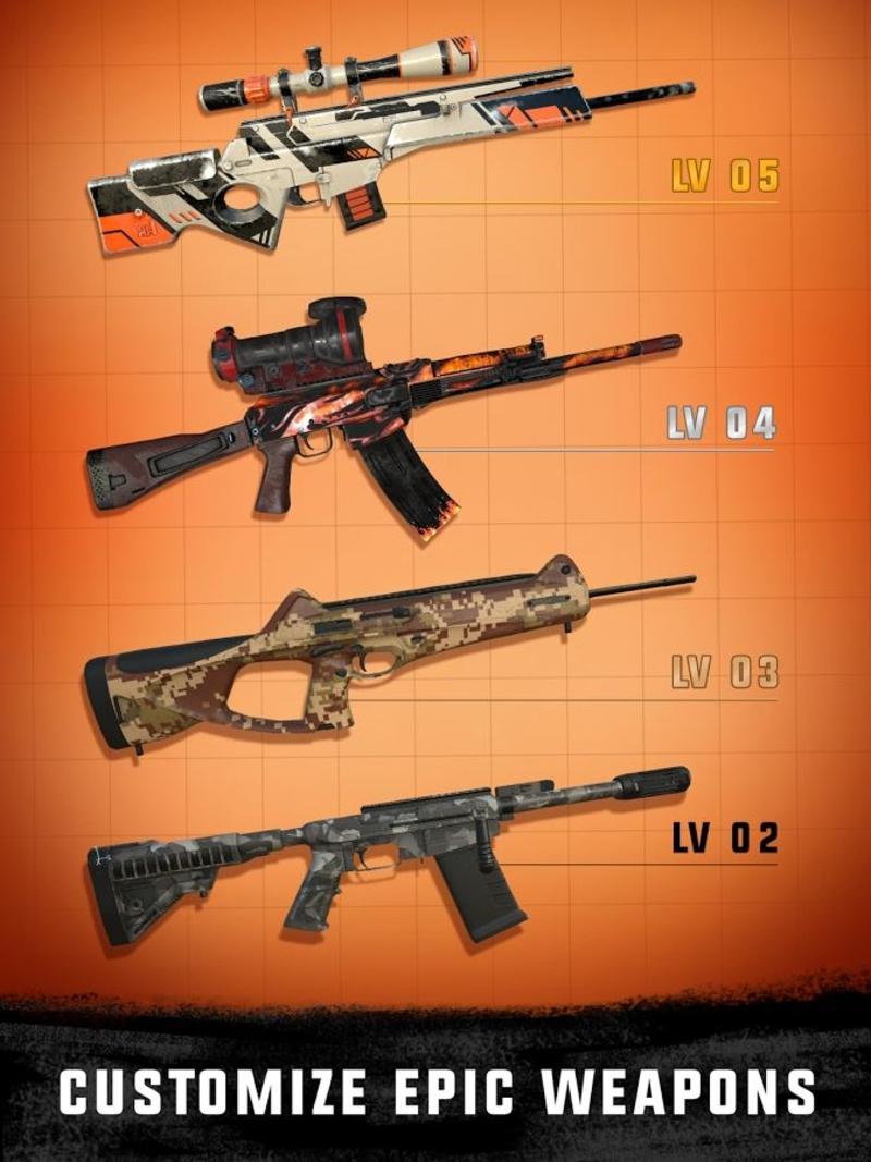 狙击猎手游戏截图2