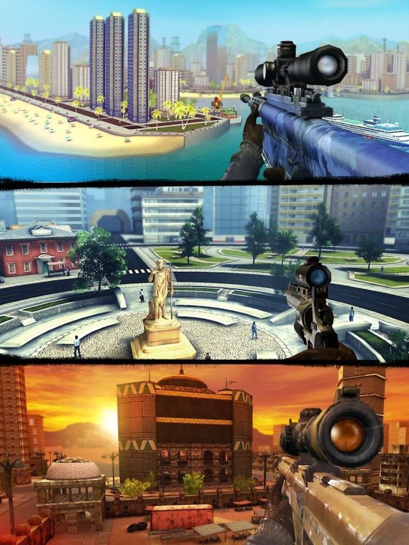 狙击猎手游戏截图3