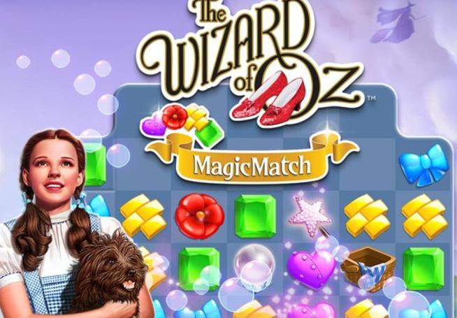 绿野仙踪:魔法匹配游戏截图3