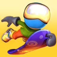 熔岩滑板大冒险