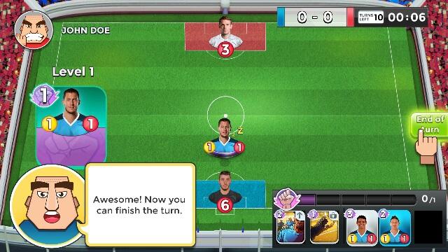 足球联赛游戏截图2