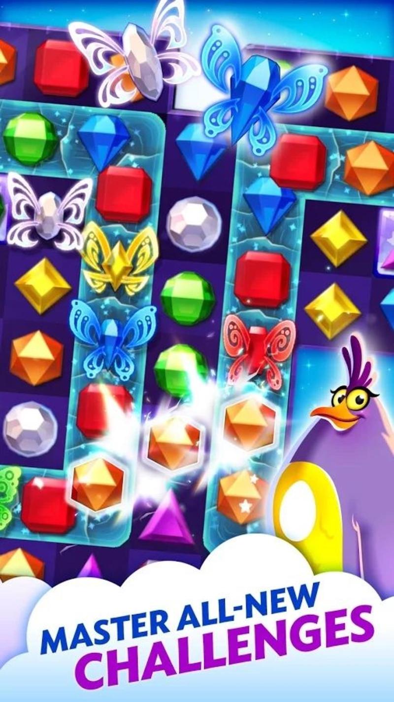 宝石迷阵3破解版游戏截图3