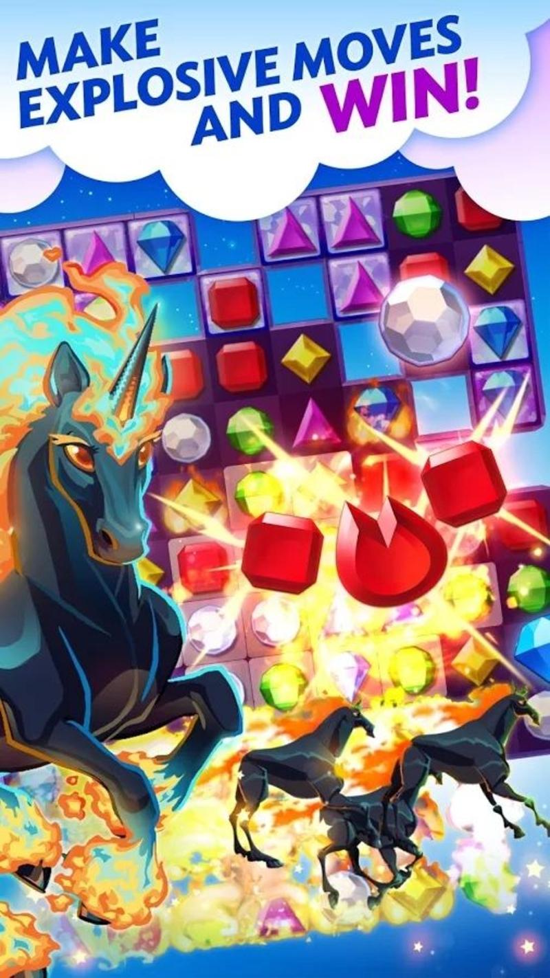 宝石迷阵3破解版游戏截图2