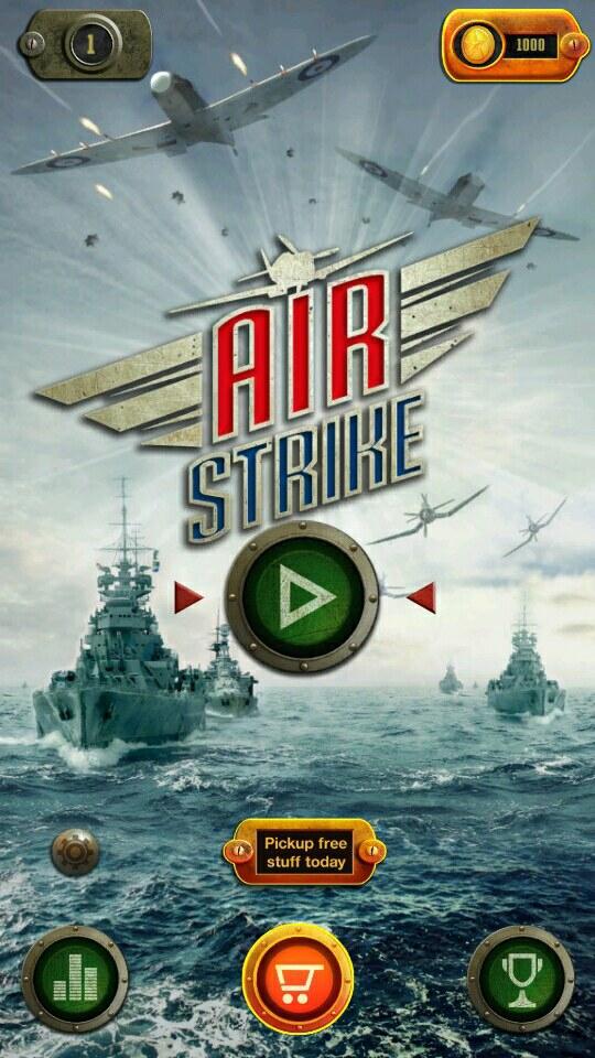空袭:战机出击游戏截图2