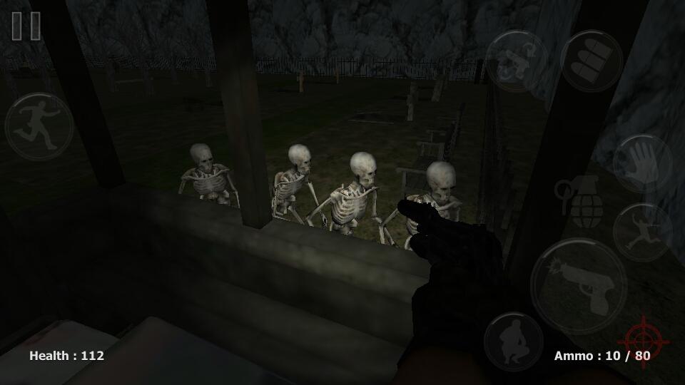 被遗弃的坟墓游戏截图1