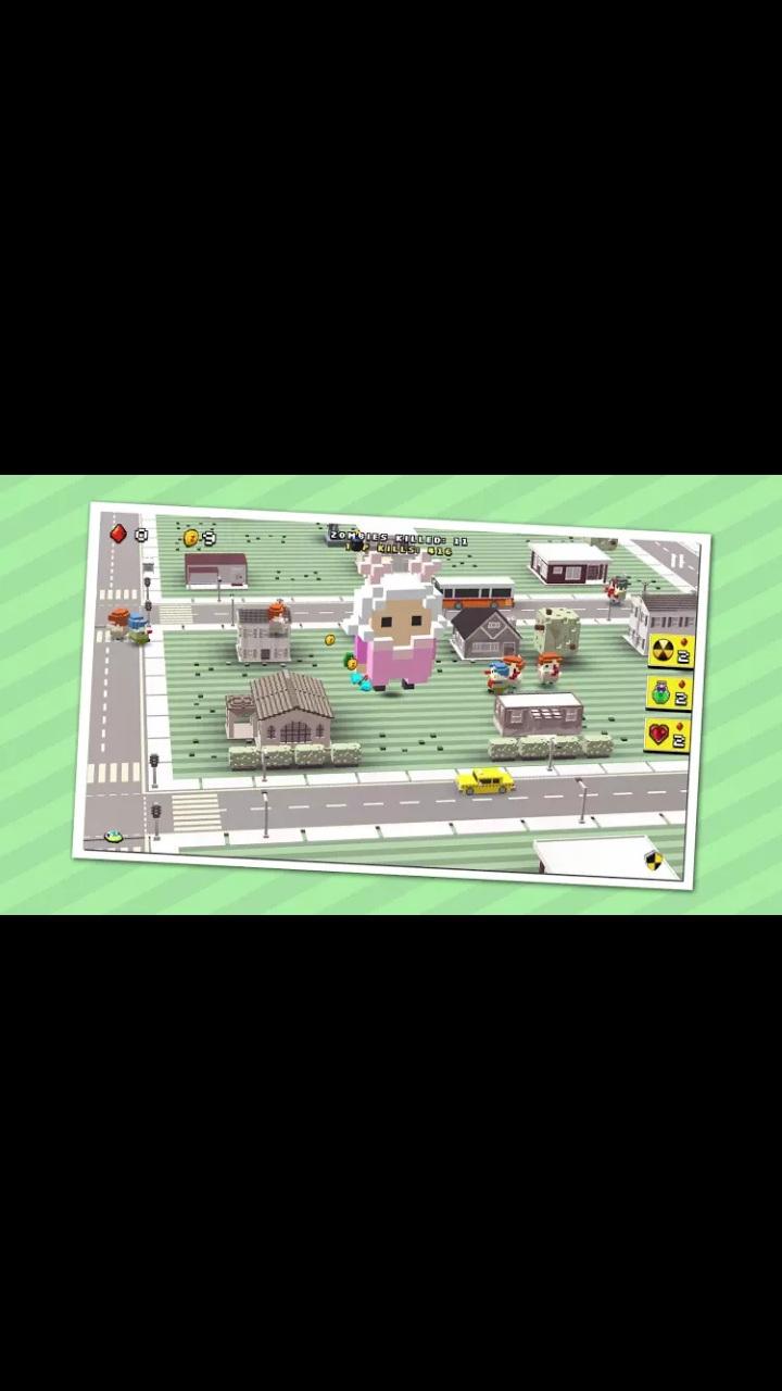 僵尸方块游戏截图3