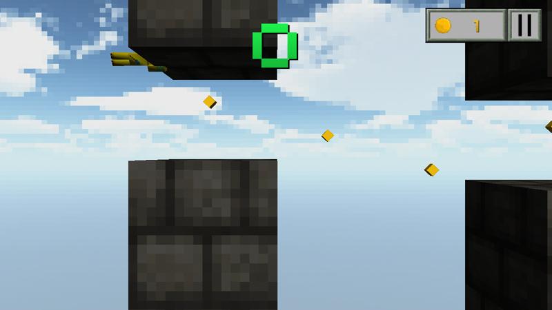像素鸟游戏截图2