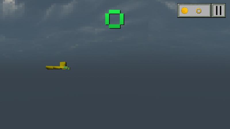 像素鸟游戏截图1