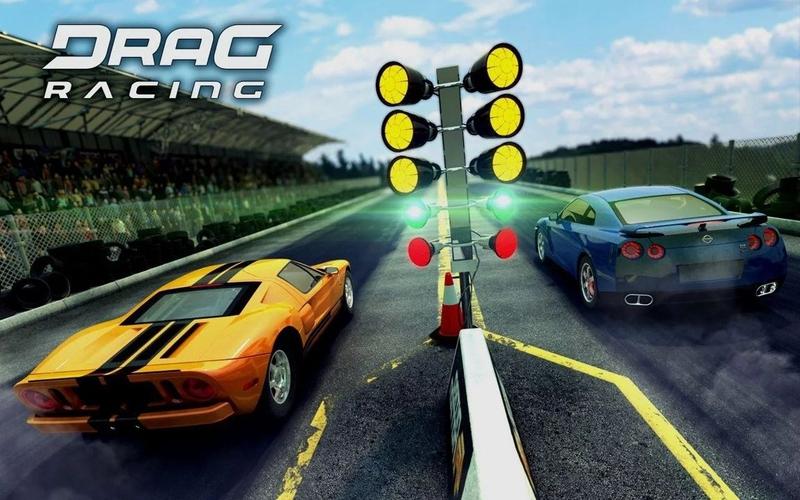 短程极速赛车游戏截图1