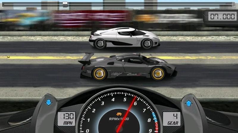 短程极速赛车游戏截图2