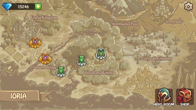 帝国勇士游戏截图2