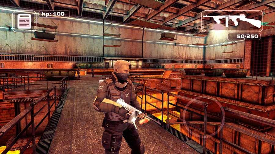 屠杀者2:监狱突袭游戏截图1