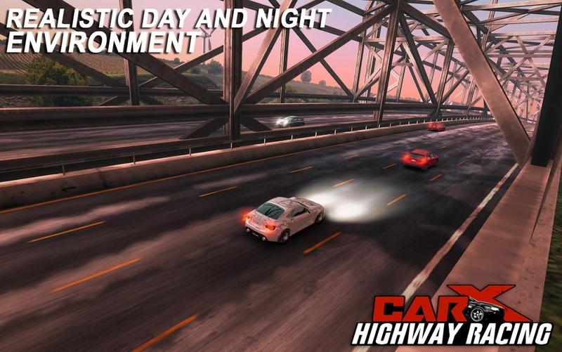 CarX公路赛车游戏截图3