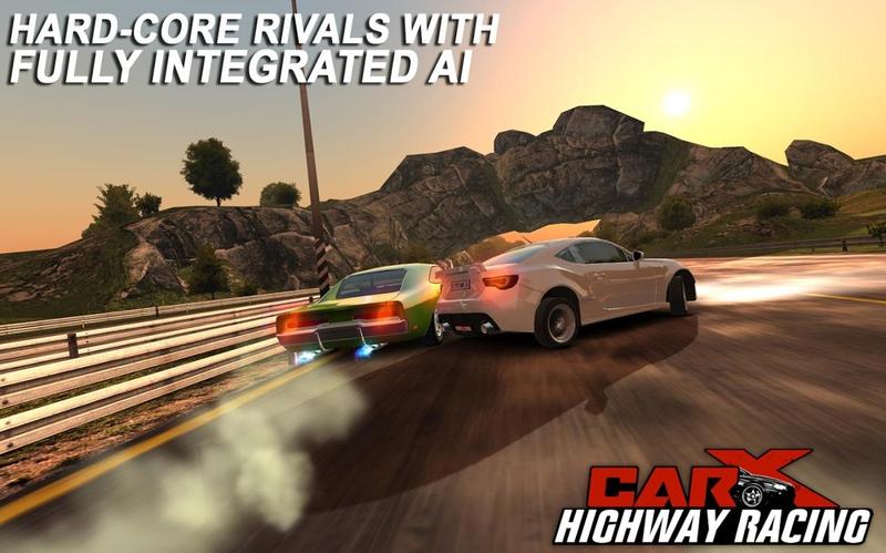 CarX公路赛车游戏截图2
