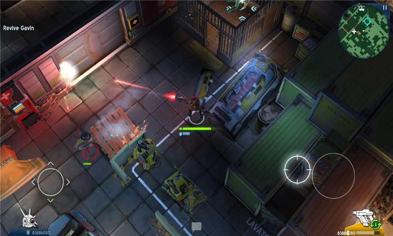 太空刑警2游戏截图1