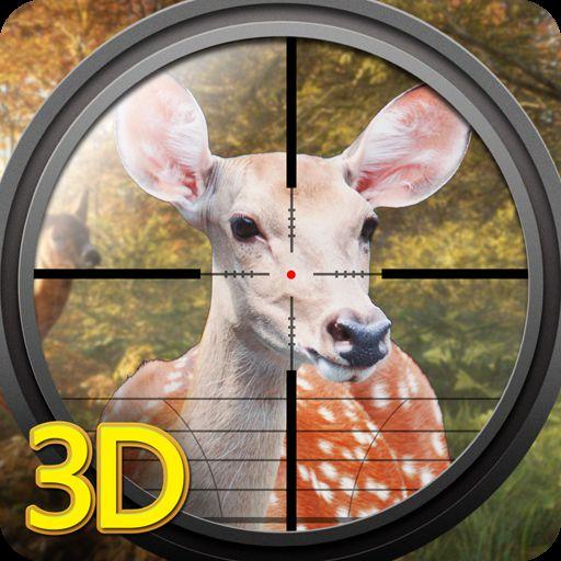 狙击手:动物狩猎