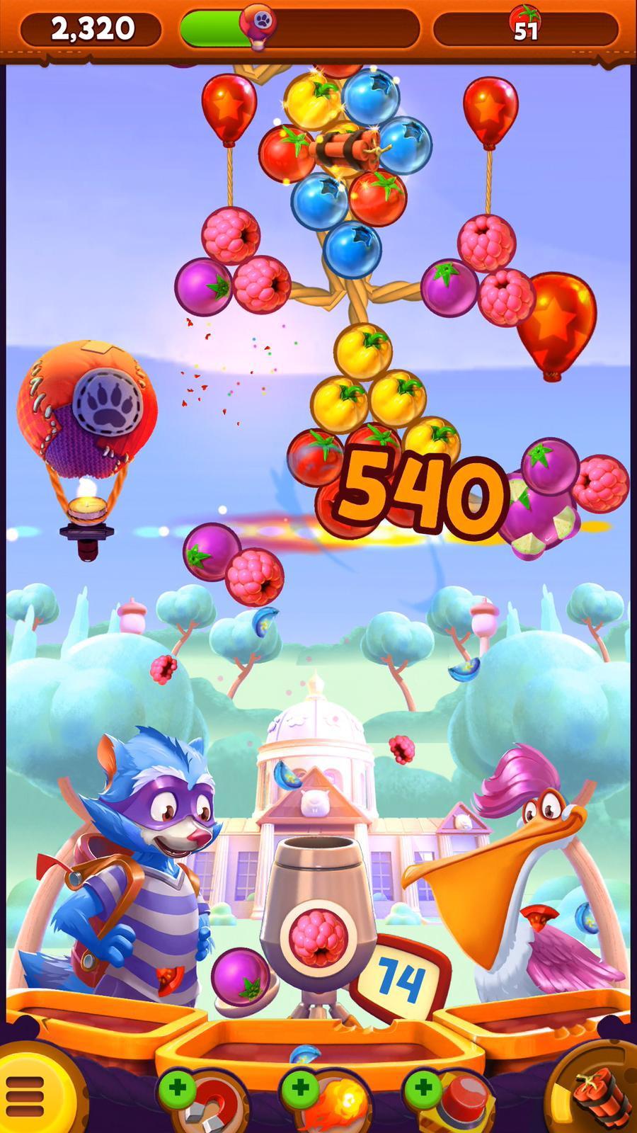 泡泡岛2游戏截图2
