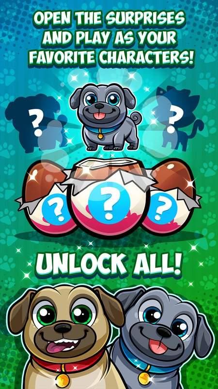 快乐反弹小狗游戏截图2