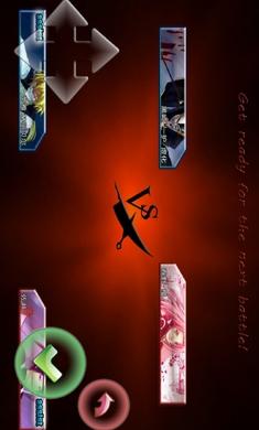 死神VS火影游戏截图3