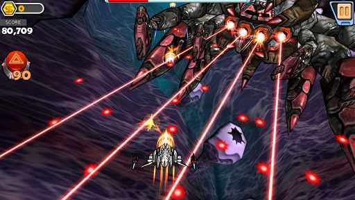 射击天空游戏截图3
