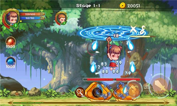 灵魂战士游戏截图3